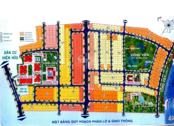 Tổng hợp đất KDC Khang Điền Dương Đình Hội, Phước Long B, Q9
