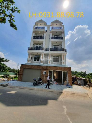 Đừng bỏ lỡ, mua ngay nhà 1 trệt 4 lầu, sau Vincom Nguyễn Xí, SHR, giá tốt và chính xác 0931889878