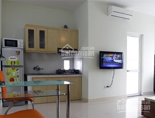 Cho thuê CH 5tr/th 1PN, 2PN đủ đồ tại Ngọc Lâm, giá rẻ, miễn phí xe máy, wifi và cáp: 0941599868