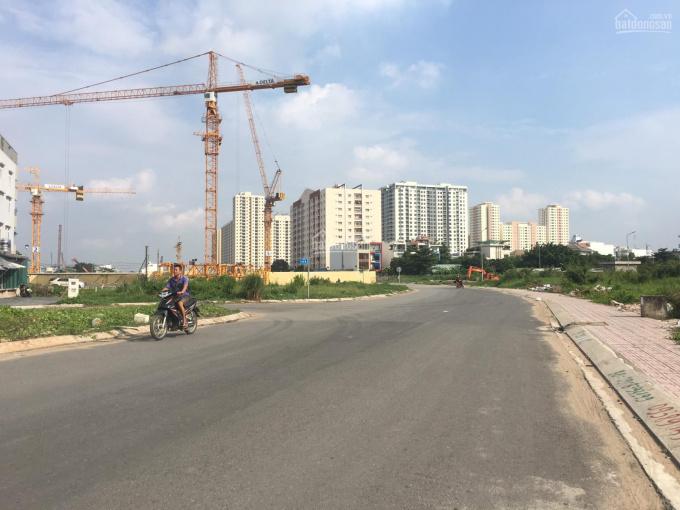 Bán lô đất rẻ nhất An Phú An Khánh, Quận 2 10.8 tỷ MT đường 14m kinh doanh XD ngay. LH: 0907836893