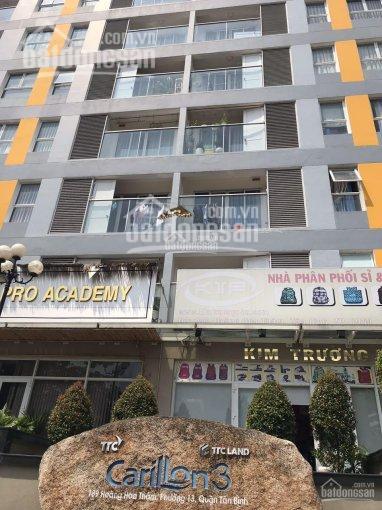 Shophouse Carillon 3 mặt tiền Hoàng Hoa Thám, Q. Tân Bình - 0982872368 ảnh 0