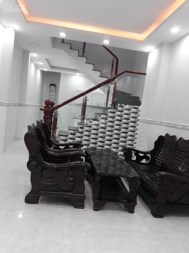 Bán nhà đường Huỳnh Tấn Phát, Q7, DT: 4x13m, 1 lầu, 2PN, 3WC, giá 4.2 tỷ ảnh 0