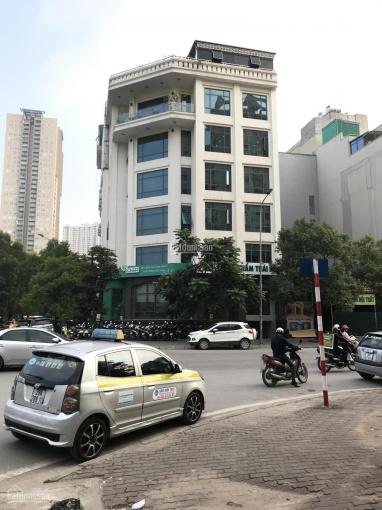 Bán gấp nhà Nguyễn Thị Định, Hoàng Ngân, đang cho thuê căn hộ cao cấp 90m2 x 7T có gara ô tô, 16 tỷ