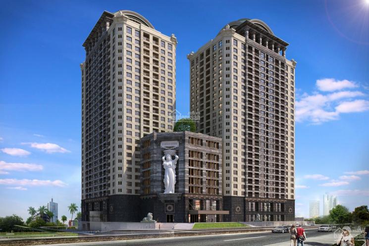 Bán penthouse siêu cao cấp tầng 25 dự án D