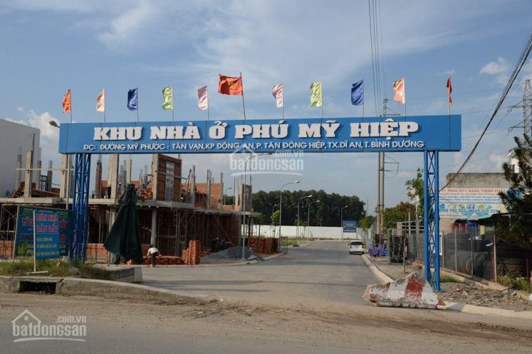 Cần bán lô đất khu dân cư Phú Mỹ Hiệp, đường N3, giá mềm