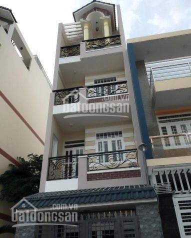Nhà tôi xây kiên cố để ở, kẹt tiền nên bán gấp nhà 3 lầu ngay chợ Bình Thành, Bình Tân, chỉ 2.06 tỷ