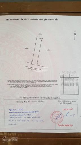 Bán lô đất 2 mặt tiền trước và sau hẻm Nguyễn Khuyến - P. Vĩnh Hải - TP. Nha Trang