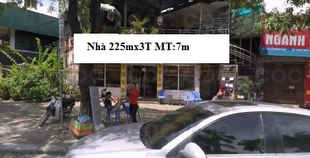 Cho thuê 225m2 cafe mặt phố Lê Quang Đạo, giá: 50tr/th