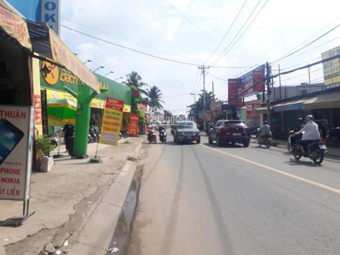 Cần tiền bán nhà mặt tiền Hà Huy Giáp, quận 12 giá rẻ ảnh 0