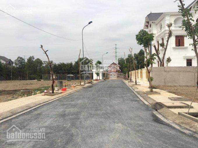 Cần bán lô đất MT Kênh Tân Hoá, ngay công viên Đầm Sen. SHR, giá 1.8 tỷ, DT 5x18m, LH 0906933798