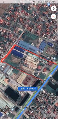 Sang nhượng toàn bộ nhà xưởng, nhà máy KCN mặt đường 5, Hà Nội - Hải Dương