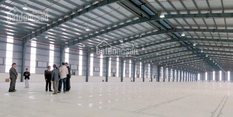 Bán nhà xưởng khu công nghiệp Bắc An Khánh, Hoài Đức diện tích 4000m2