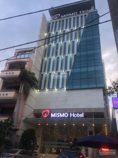 Bán gấp tòa nhà 2 mặt tiền ngay cổng sân bay Tân Sơn Nhất, 2hầm, 8 lầu, thu nhập 7,7 tỷ/năm, 105 tỷ