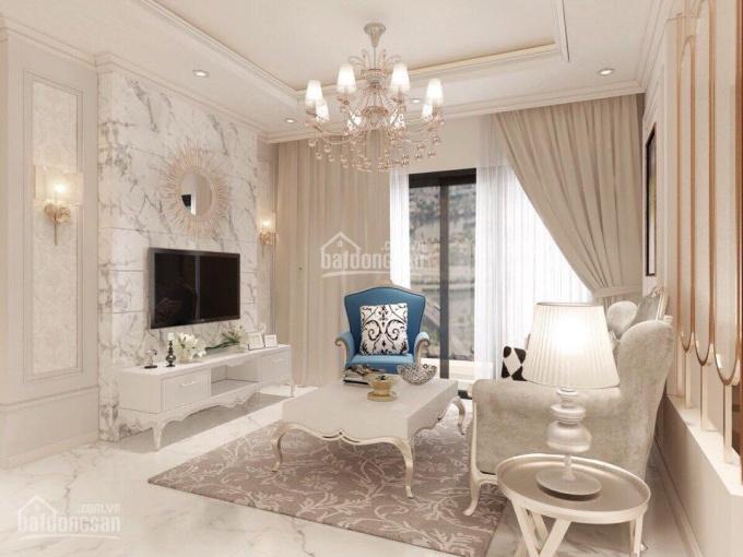 Bán căn hộ Penthouse Vinhomes Ba Son tòa Aqua 3, 4PN, 155m2, trang bị nội thất 5*. LH 0977771919