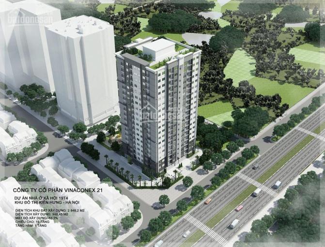 Tiếp nhận hồ sơ nhà ở xã 19T4 Kiến Hưng - Hà Đông giá 13.6 tr/m2