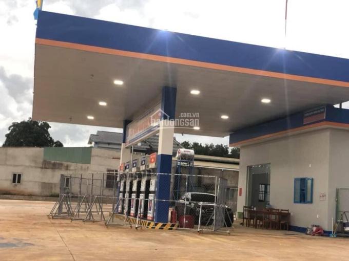 Bán cây xăng 5 trụ DT 3500m2 mặt tiền ĐT 741 - Đồng Phú - Bình Phước