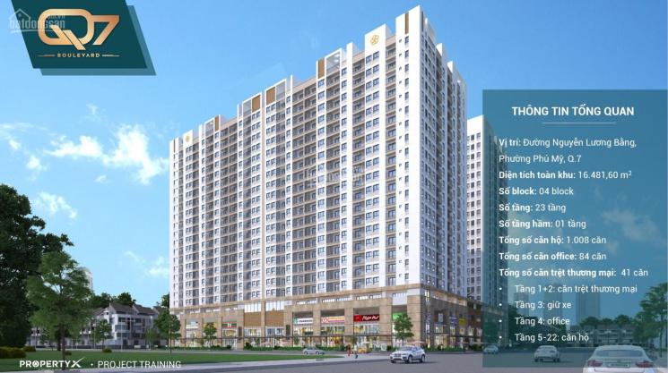 Căn Hộ Q7 Boulevard Nguyễn Lương Bằng - Hưng Thịnh. LH: 0909.681.463