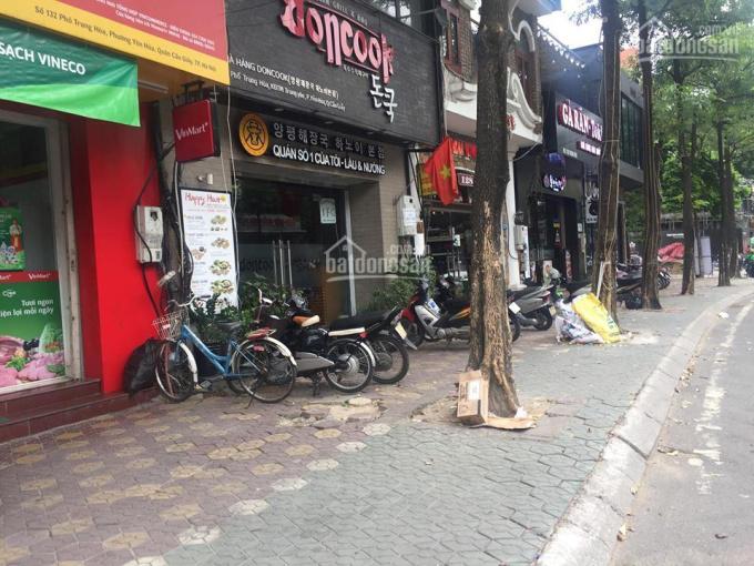 Chính chủ bán nhà mặt phố Trung Hòa, quận Cầu Giấy, Hà Nội 138,5m2 ảnh 0