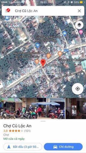 Bán đất trung tâm Lộc An, Bảo Lộc, Lâm Đồng