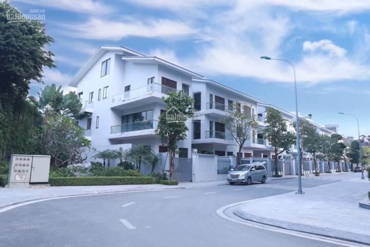 Bán gấp 3 suất ngoại giao mua biệt thự Tràng An - Cầu Giấy, 226m2, 229m2, 246m2, nhận nhà ở ngay