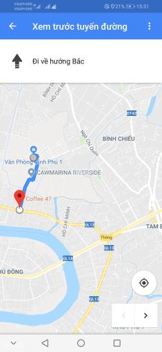 Trả nợ NH bán rẻ lô đất mặt tiền đường trục chính 2A khu dân cư Vĩnh Phú 1, Vũ Kiều. LH 0918417335