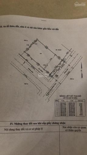 bán đất hem xe hoi 12m 600m2 dương quảng hàm , quy quạch đường cầu qua q12 giá nét cho đầu tư