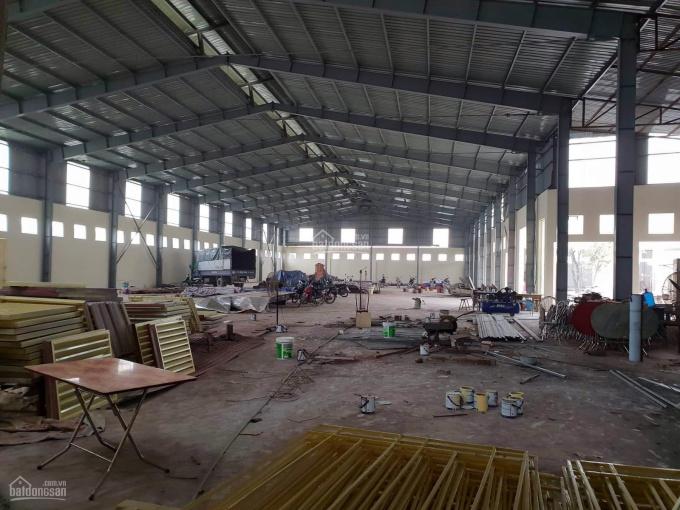 Gia đình mình có 2 xưởng cần cho thuê, cách Hà Nội 35km, ngay mặt QL32. LH: 0353231696