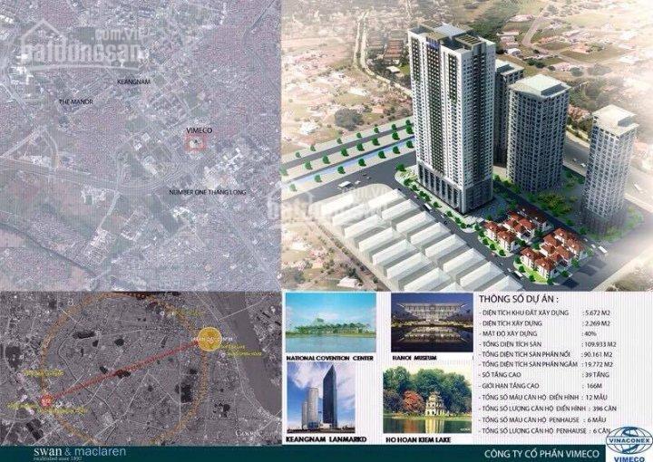 Cho thuê 135m2 sàn kiot thương mại CT4 Vimeco Trần Duy Hưng. Vị trí kinh doanh siêu đẹp ảnh 0