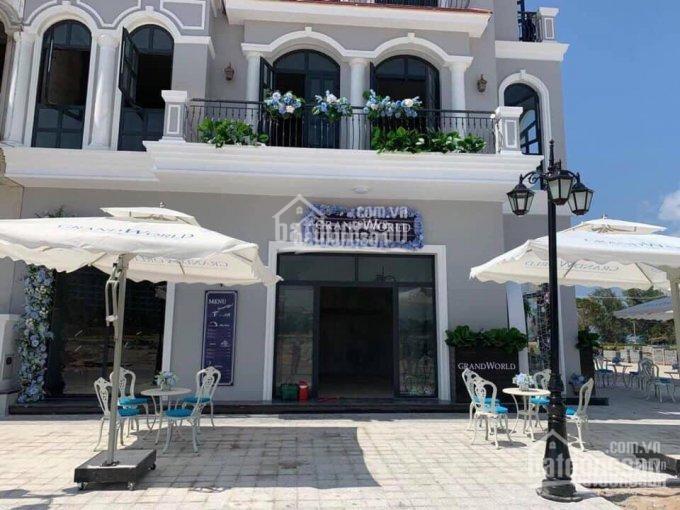 Shophouse Grand World Phú Quốc - giá gốc CĐT, giỏ hàng nhiều căn đẹp. LH 0902601689