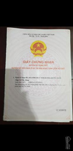 Cần bán đất chính chủ tại xã Long Hậu Long An