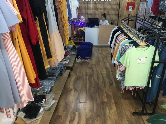 Cần sang nhượng shop thời trang đường Phan Chu Trinh