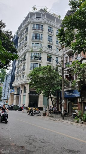 Cho thuê 2tầng 400m Tòa nhà lô góc mtiền 35m thiết kế của kiến trúc sư nổi tiếng người pháp Stephan