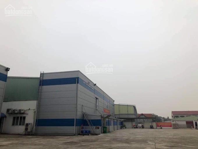 Bán nhanh 2.8ha đất nhà xưởng cn vĩnh tường vp mặt đường ql2