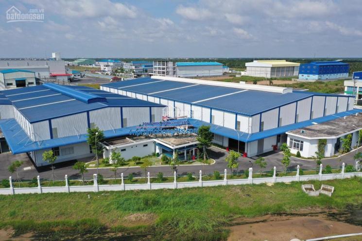 Bán kho xưởng khu công nghiệp Hiệp Phước, huyện Nhà Bè - DT: 14,500m2