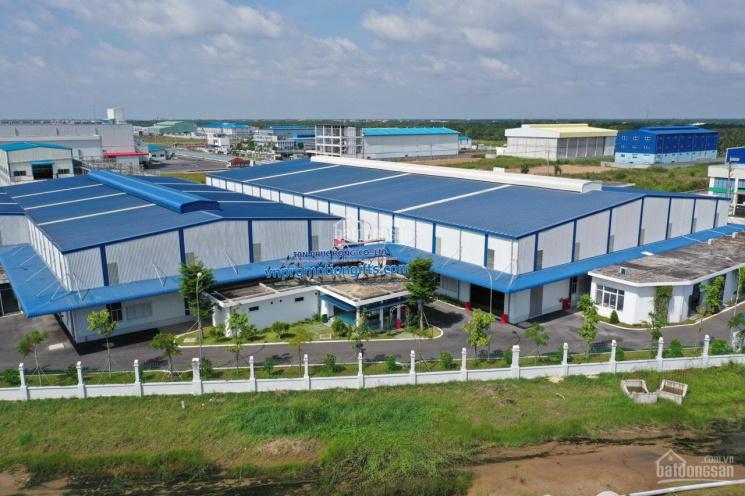 Cho thuê kho xưởng KCN Hiệp Phước - Long Hậu. DT: (1.400 - 5.000 - 10.000)m2 ảnh 0