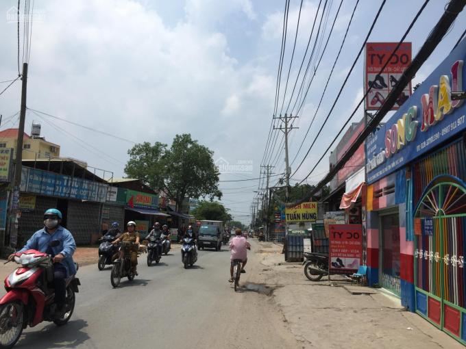Bán nhà mặt tiền Đặng Thúc Vịnh, gần ngã tư chợ Thới Tứ