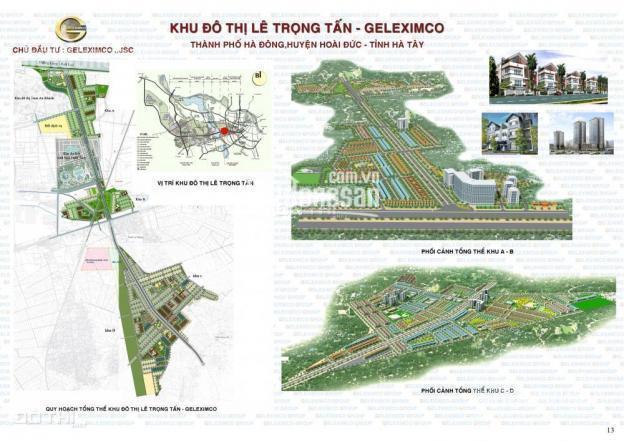 Chính chủ gửi bán tất cả hàng dự án Geleximco A, B, C, D! 0911541368
