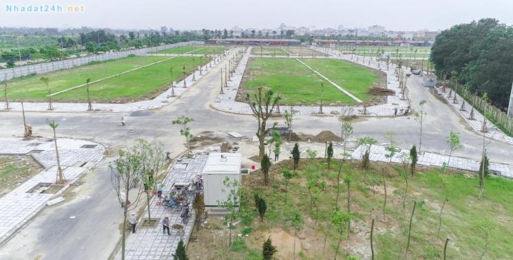 Chính chủ cần bán ô đất LO29 - 26 dự án Vườn Sen, Đồng Kỵ - Từ Sơn, Bắc Ninh; LH: 0912542189