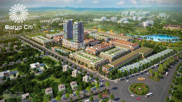 Chính chủ cần bán căn nhà phố dãy B mặt tiền Nguyễn Văn Cừ thuộc dự án Barya Citi, giá chỉ 4.75 tỷ
