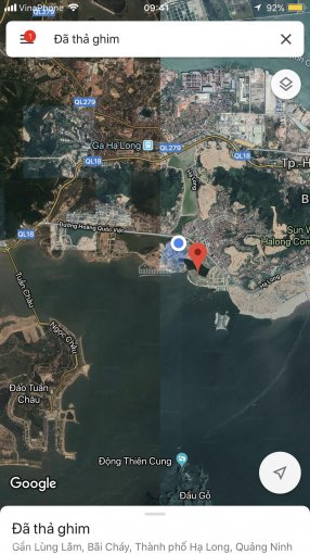 Đất biệt thự Gleximco, Bãi Cháy, view biển, view hồ - giá đầu tư