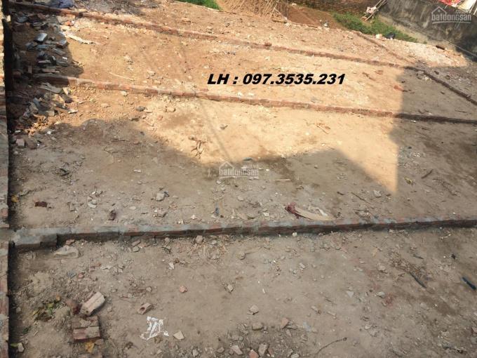 Bán mảnh đất Quang Tiến, Đại Mỗ, ngay gần Vincity Đại Mỗ, DT: 134m2, hướng Đông Nam, giá 51tr/m2