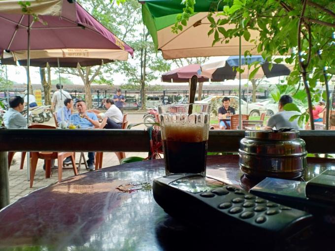 Sang nhượng quán cafe tại kiot số 1 tòa CT2 DN1 khu đô thị Định Công, Hoàng Mai, Hà Nội