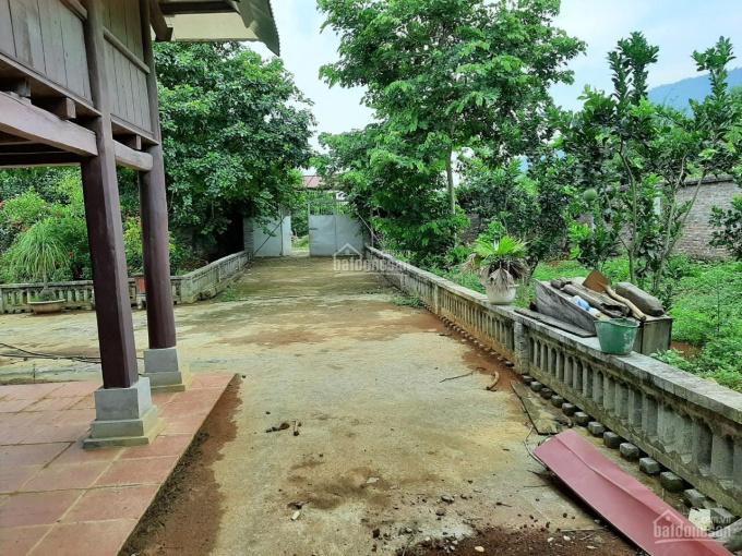 Bán nhà vườn 1000m2 tại Phú Mãn, Quốc Oai, HN. Giá 2 triệu/m2