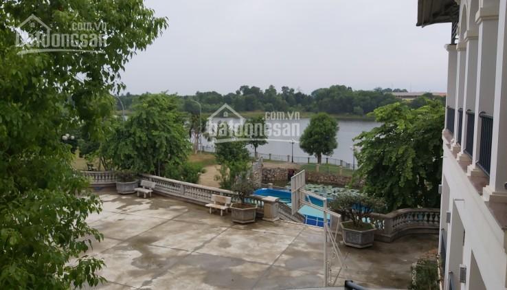 Bán 15000m2 sinh thái nghỉ dưỡng tại Quốc Oai, Hà Nội