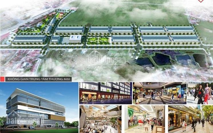 Bán lô LK04-12 KĐT Dĩnh Trì, đối diện trung tâm thương mại