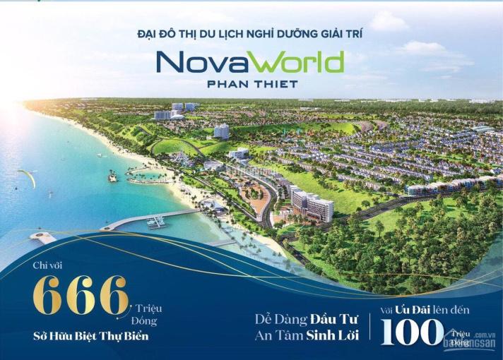 Bán Nhà Phố, Biệt Thự Novaworld Phan Thiết Giá Tốt Nhất Thị Trường