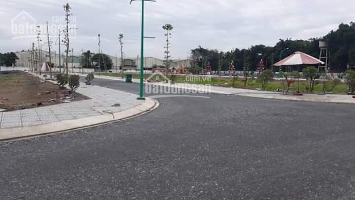 Bán đất có nhà xưởng tái định cư Becamex Chơn Thành 450tr/nền LH: 0933.586.307