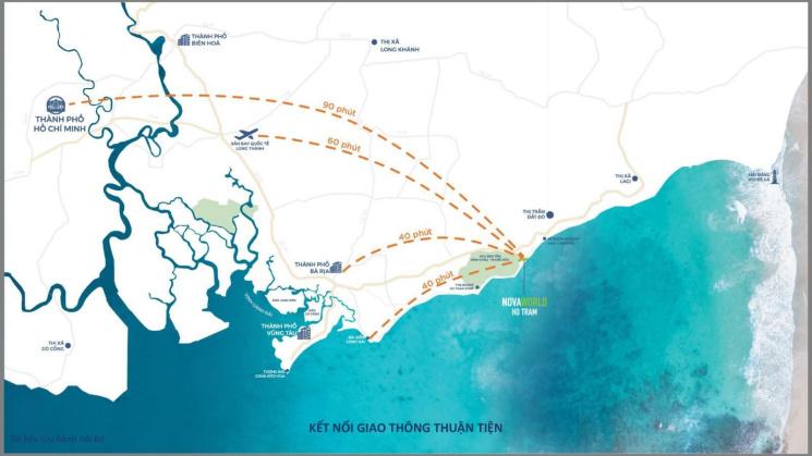 Biệt thự biển Novaland cam kết mua lại sau 18 tháng nhận lãi suất 8% và nhận CK 9%. LH: 0909318869
