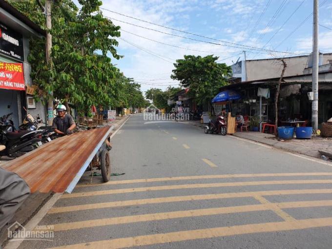 Nhà DT 5 x 22m, mặt tiền Thái Thị Giữ gần chợ Cây Me, xã Bà Điểm, H. Hóc Môn