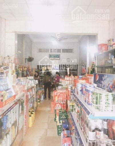 Bán nhà mặt tiền Quốc Lộ 1A, khu kinh doanh sầm uất